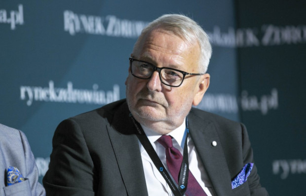 Andrzej Matyja: pwz nadaje wyłącznie samorząd lekarski, a nie Ministerstwo Zdrowia