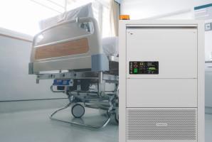 SARS-CoV-2: wysoka ocena naukowców CM UJ skuteczności technologii UV-C