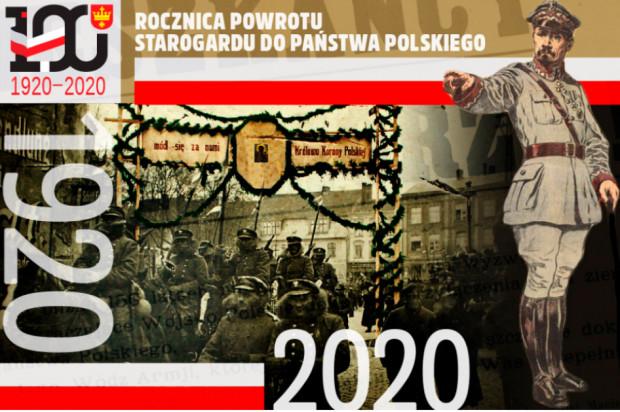 Stomatolog uhonorowana z okazji powrotu Starogardu do Polski