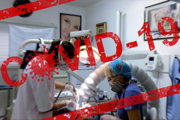 Periodontolodzy 8 razy częściej zakażali się SARS-CoV-2 niż inni dentyści