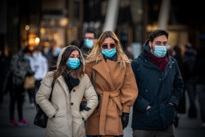 Koronawirus 24 lutego 2021 r.: 372 zgony przy 12 146 zakażeniach