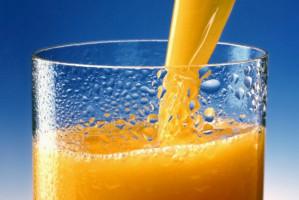 Ryzyko próchnicy: detronizacja soku pomarańczowego