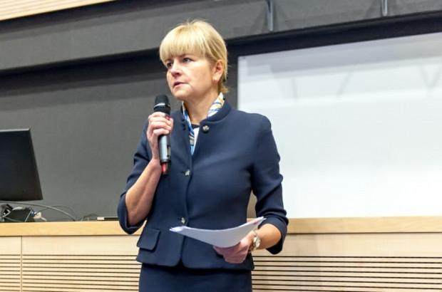Chirurg stomatolog prof. dr hab. Hanna Gerber z nominacją profesorską