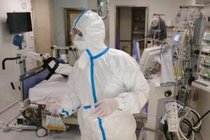 Co trzecie łóżko covidowe i respirator - jeszcze są wolne