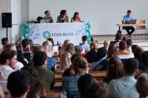 """Prace naukowe członków PTSS w """"Lecture Competition"""" podczas EDSA"""
