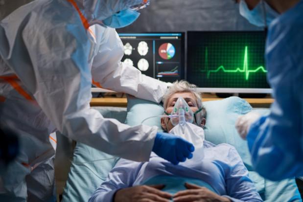 Wirus na dniach przetestuje wydolność systemu ochrony zdrowia