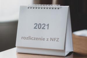 NFZ: aneksowanie umów prawdopodobnie do końca 2021 r.