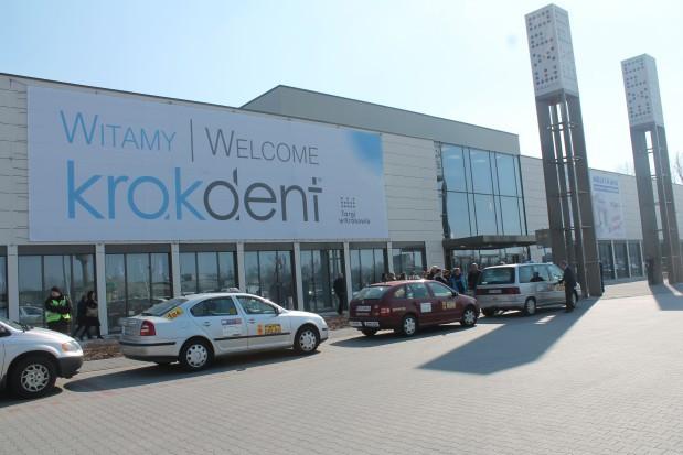 Targi KRAKDENT® przesunięte na 2022 r. (EXPO Kraków to nadal szpital tymczasowy)