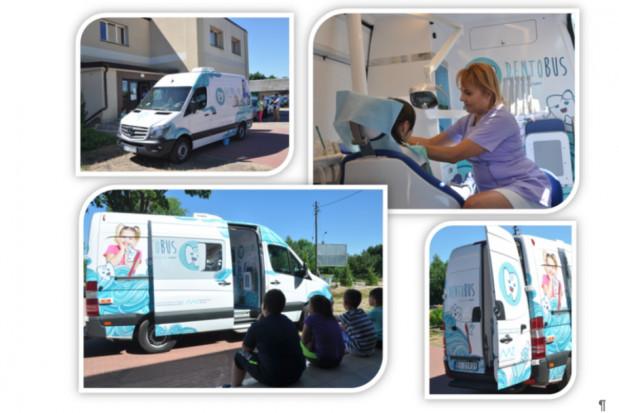 Kujawsko – pomorskie: dentobus nie dla pacjentów covidowych