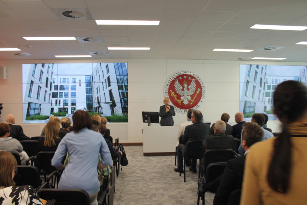 Obchody Stulecia Nauczania Stomatologii Akademickiej w Warszawie