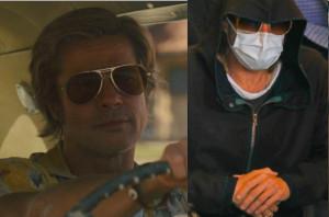 Brad Pitt  u dentysty