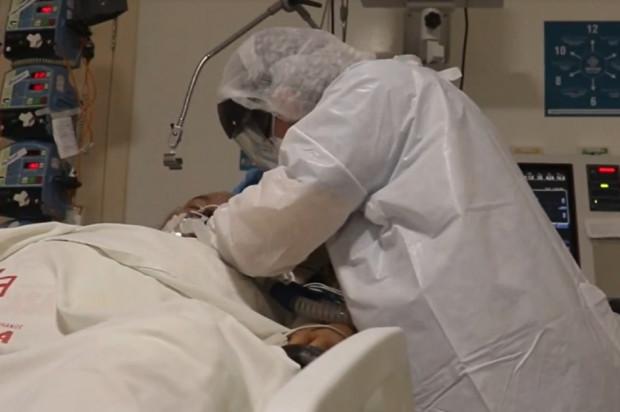 Dentyści na oddziale covidowym szpitala są nieodzowni