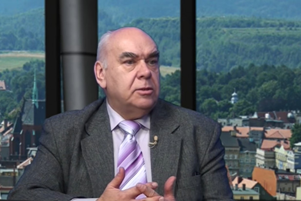 Orędownik stomatologii dziecięcej honorowym obywatelem Wałbrzycha
