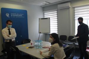 OIL w Warszawie gościła zdających PES ze stomatologii zachowawczej z endodoncją