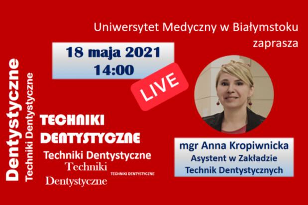UM w Białymstoku: Kierunek Techniki Dentystyczne na YT