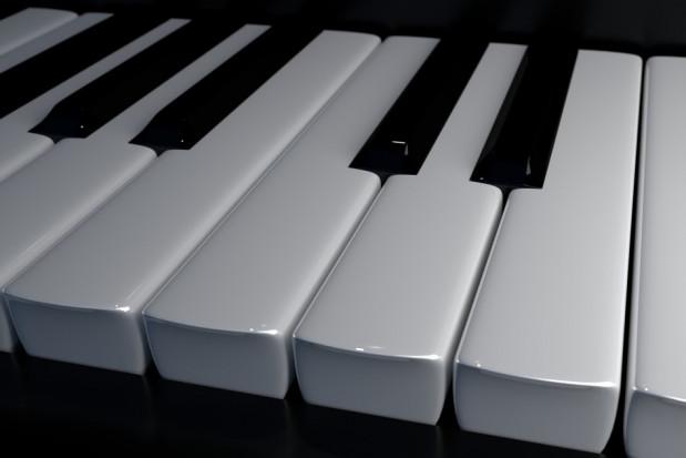 Wirtuoz fortepianu stawia na stomatologię