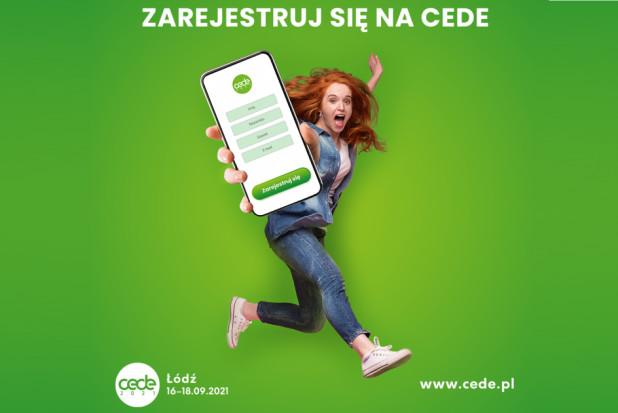 CEDE 2021: rejestracja powrotem do normalności