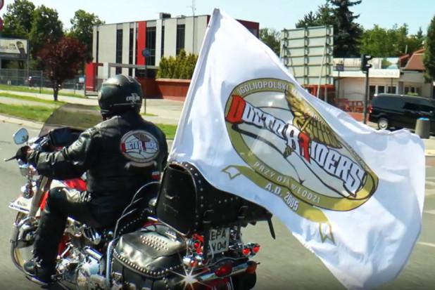 Dentysta Oleg Magdziarz: wszyscy jesteśmy motocyklistami