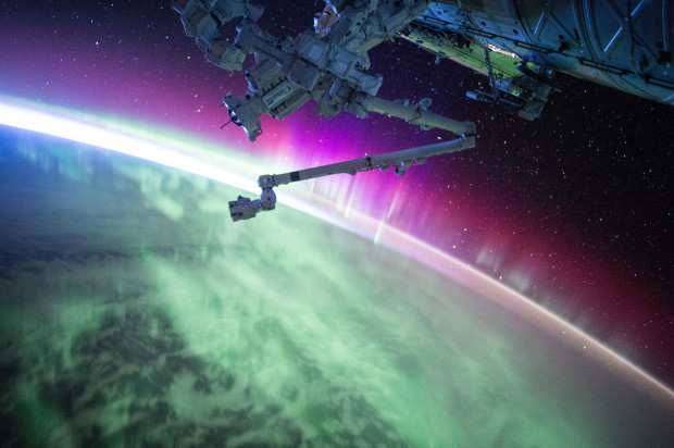 Colgate-Palmolive w kosmosie