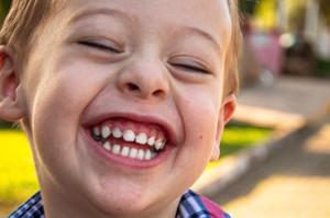 Pantomogram próchnicy z okazji Dnia Dziecka