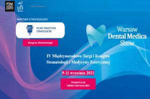 Co lekarz dentysta otrzyma za bilet na Warsaw Dental Medica Show?