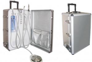 Dentystki, które leczą w domu u pacjenta