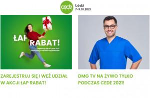CEDE odzwierciedla kondycję branży stomatologicznej