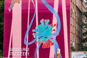 Wrocławska stomatologia w akcji szczepień przeciwko COVID-19