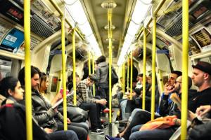 Dbałość o stan zębów w metrze