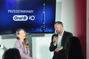 Oral-B iO: lepszy poziom higieny jamy ustnej