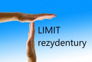 Symboliczna liczba miejsc rezydenckich dla stomatologów