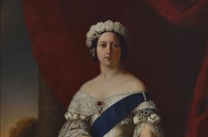 Stomatologiczny ślad królowej Wiktorii