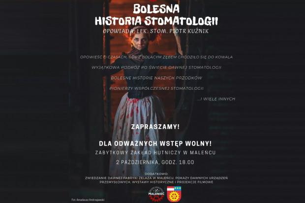 Bolesna historia stomatologii w Maleńcu
