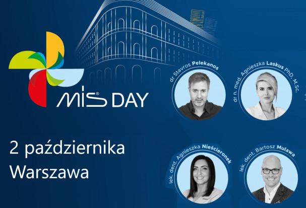 MIS DAY w Warszawie