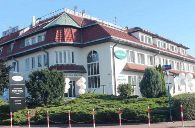Centrum stomatologiczne enel-med wysoko zawiesiło poprzeczkę