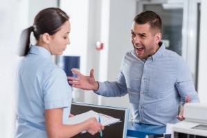 Dentyści celem ataków pacjentów