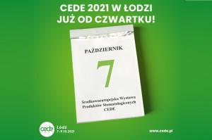 Czego nie wolno przegapić na CEDE 2021