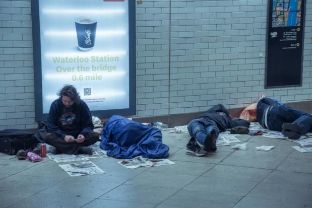Opieka stomatologiczna w autobusie dla bezdomnych