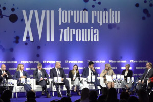Warszawa: Trwa XVII Forum Rynku Zdrowia